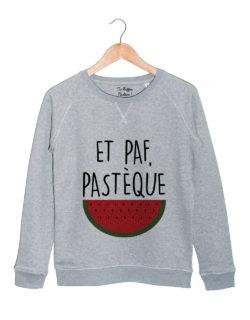 Sweat-Gris-paf-pasteque