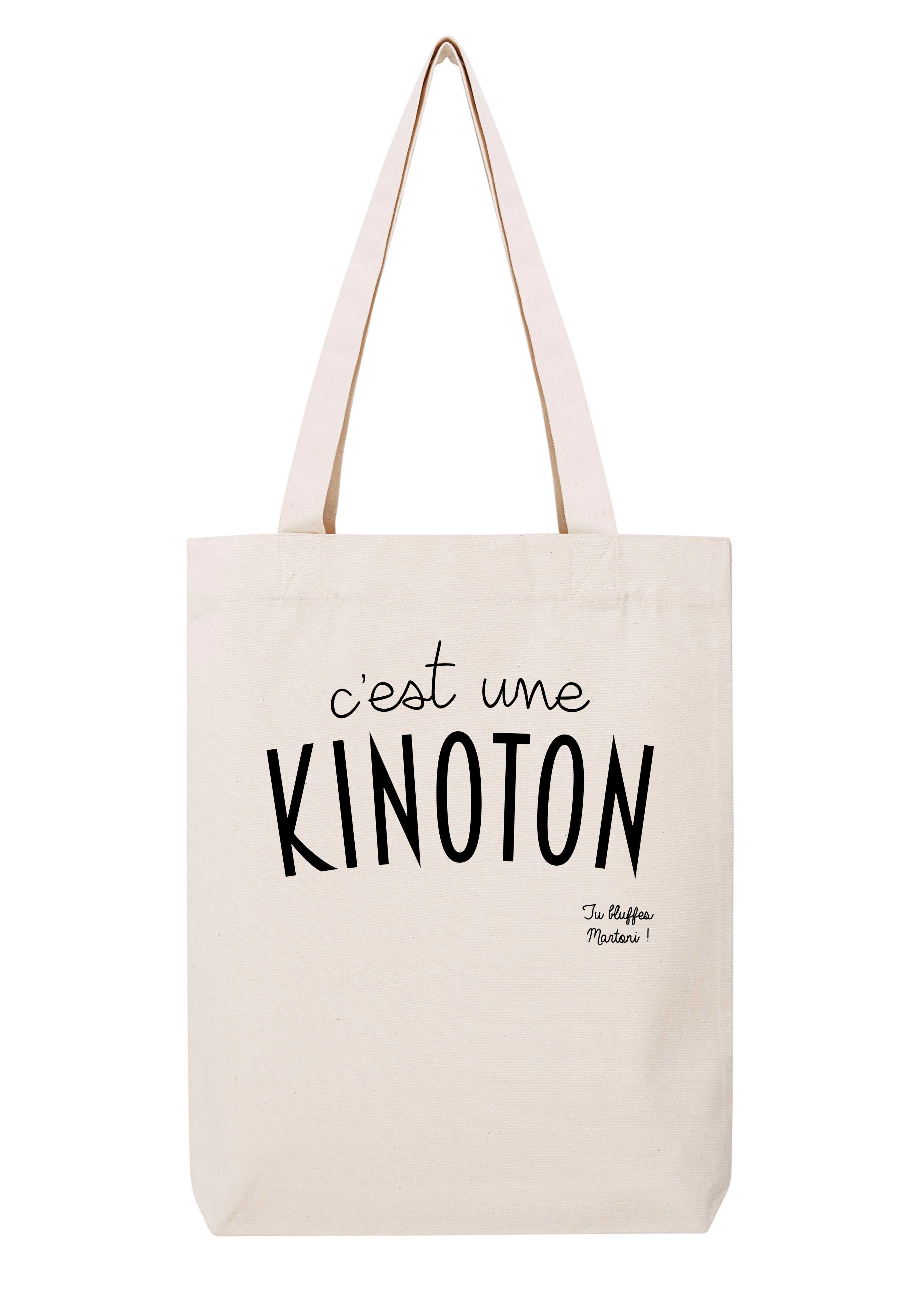 ca53fac9415 C'est une Kinoton - Sacs en coton bio