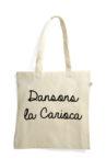 dansons la carioca sac coton tote bag