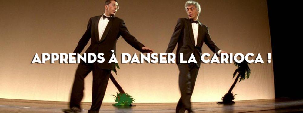 apprends à danser la carioca