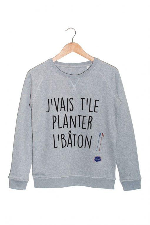 jvais-tle-planter-lbaton-sweat-federation-de-la-replique-culte-les-bronzes-font-du-ski-